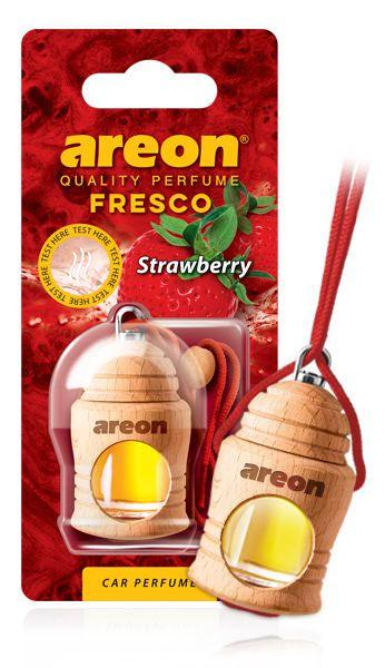 Aromatizante Fresco - X Version Strawberry  - Morango - Areon