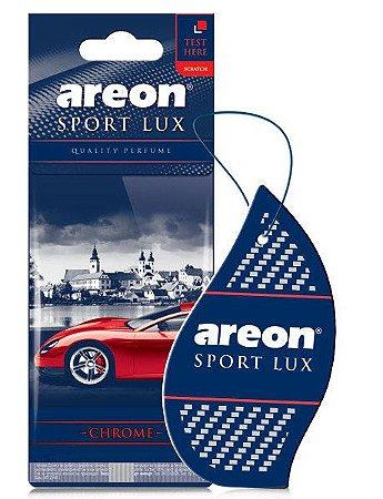 Aromatizante para Carro Mon Areon - Sport Lux Chrome