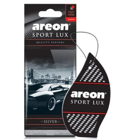 Aromatizante para Carro Mon Areon - Sport Lux Silver