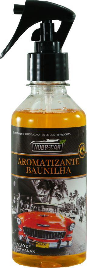 Aromatizante AMB Baunilha Premium Nobre Car 250ml