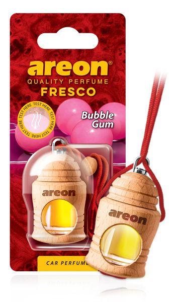 Aromatizante para Carro Areon Fresco - Bubble Gum