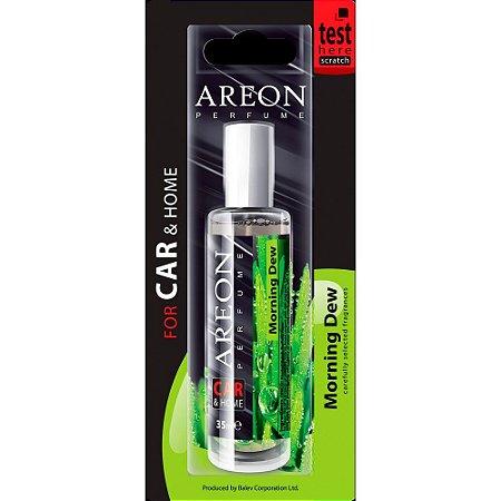 Spray para Carro Areon Perfume 35ml Morning Dew
