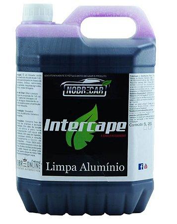 Limpa Alumínio Intercape 5L - Nobre Car
