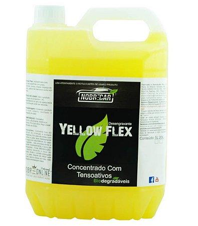 Desengraxante Yellow Flex  5l - Nobre Car