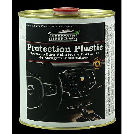 Proteção Para Plásticos e Borrachas -Protection Plastic 900ml - Nobre Car