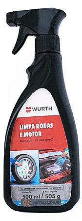 Limpa Rodas e Motor 500ml Würth