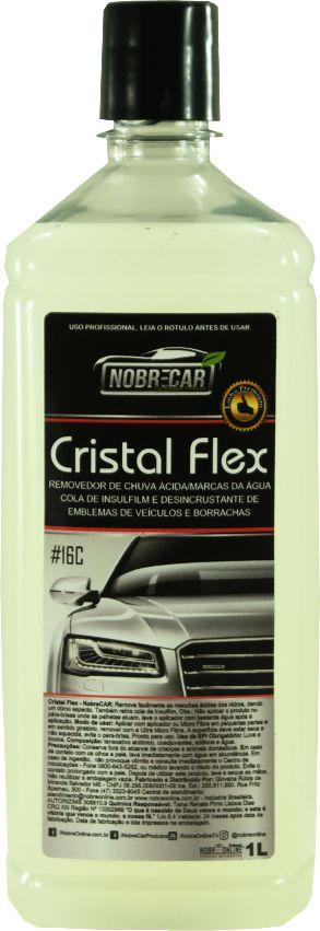 Removedor de Chuva Ácida Cristal Flex 1L - Nobre Car