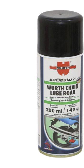 Graxa Chain Lube 200ml - Wurth