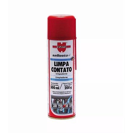Limpa Contato W Max 300ml Wurth