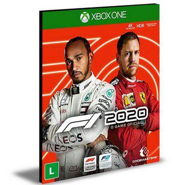 F1 2020  Xbox One e Xbox Series X|S Português Mídia Digital