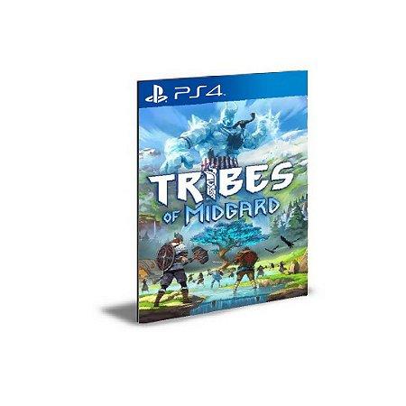 Tribes of Midgard Ps4 Psn Mídia Digital