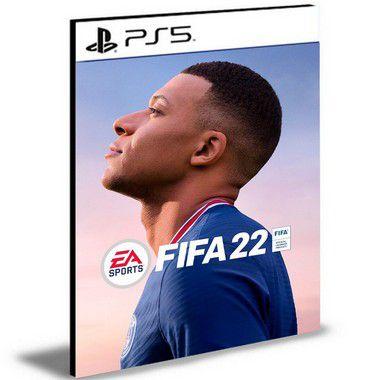 FIFA 22 Português Ps5 Psn Mídia Digital