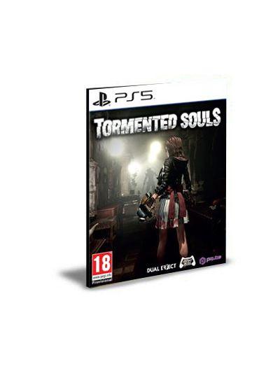 Tormented Souls Ps5 Psn Mídia Digital
