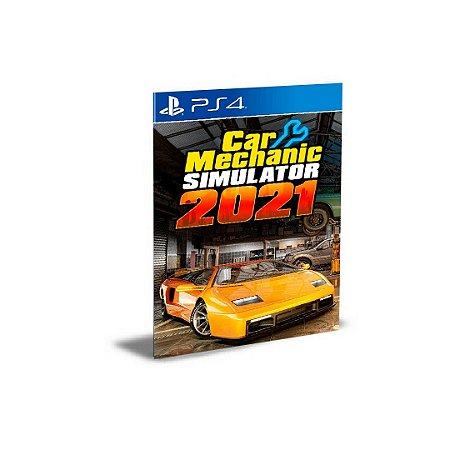 Car Mechanic Simulator 2021 PS4 e PS5 PSN MÍDIA DIGITAL