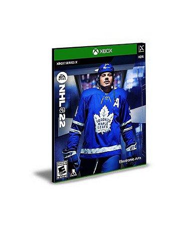 NHL 22  Xbox Series X S  Mídia Digital