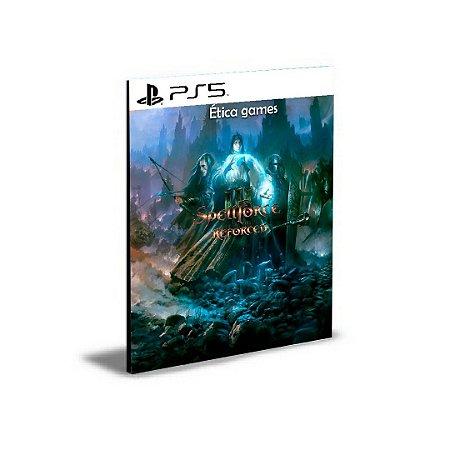 SpellForce III Reforced PS5 PSN Mídia Digital