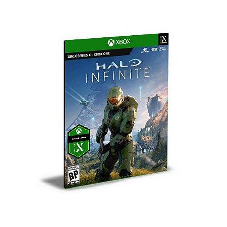 Halo Infinite Português Xbox One Mídia Digital PRÉ-VENDA