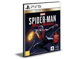 Marvel's Spider-Man: Miles Morales Ultimate Edition Ps5 Mídia Digital