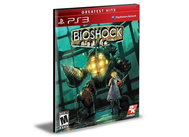 BIOSHOCK | PS3 | PSN | MIDIA DIGITAL