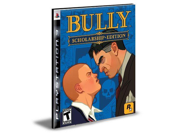 BULLY | PS3 | PSN | MIDIA DIGITAL