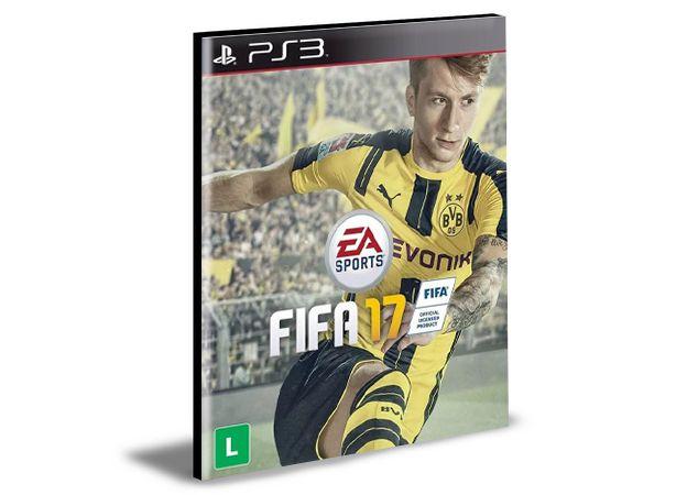 FIFA 17   PS3   PSN   MÍDIA DIGITAL