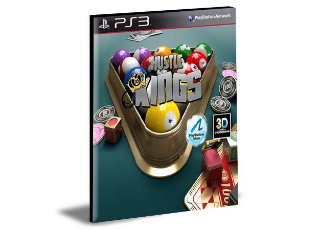 HUSTLE KINGS   PS3   PSN   MÍDIA DIGITAL