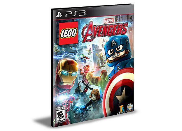LEGO MARVELS AVENGERS | PS3 | PSN | MÍDIA DIGITAL