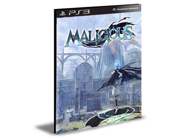 Malicius | Português | Ps3 | Mídia Digital | Psn