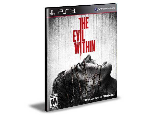 THE EVIL WITHIN | PS3 | PSN | MÍDIA DIGITAL