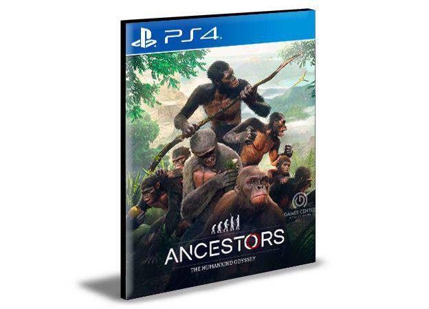 Ancestors The Humankind Odyssey Ps4 e Ps5 Mídia Digital