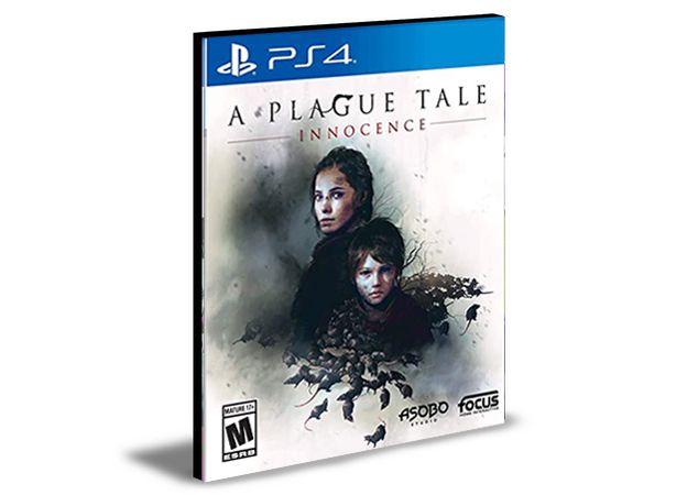 A Plague Tale Innocence Ps4 e Ps5 Psn Mídia Digital