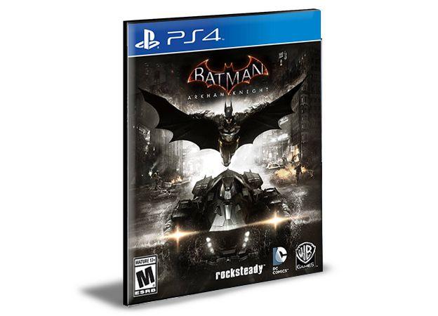 Batman Arkham Knight Ps4 e Ps5 Português Mídia Digital