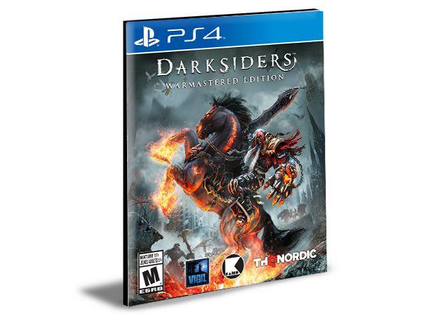 Darksiders Warmastered Edition Ps4 e Ps5 Psn  Mídia Digital