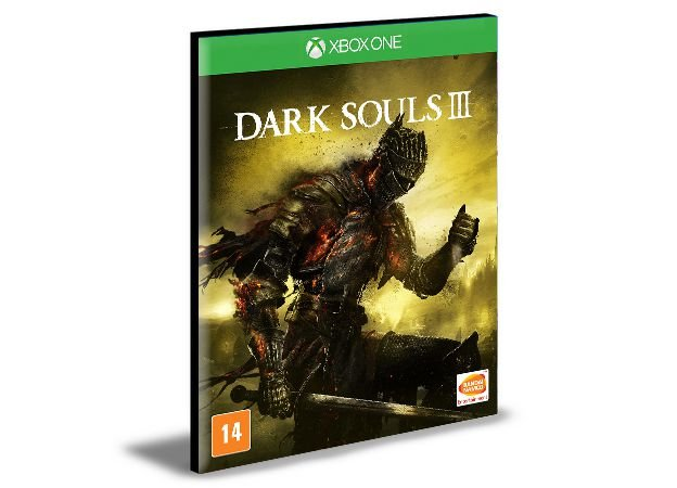 DARK SOULS III Português Xbox One e Xbox Series X|S Mídia Digital