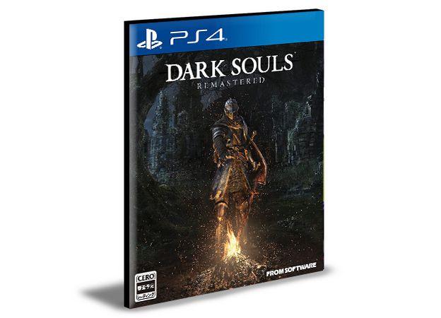 Dark Souls Remastered Ps4 e Ps5 Psn Mídia Digital