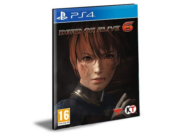 Dead Or Alive 6 Ps4 e Ps5 Psn  Mídia Digital