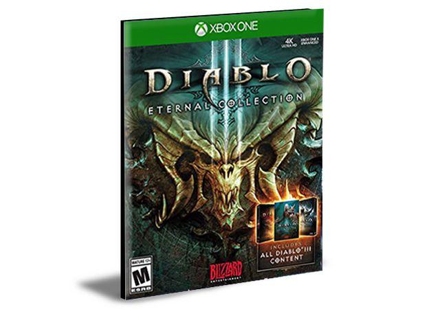 Diablo III Eternal Collection | Português | Xbox One | Mídia Digital
