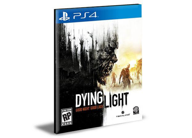 Dying Light PS4 e PS5 PSN  MÍDIA DIGITAL