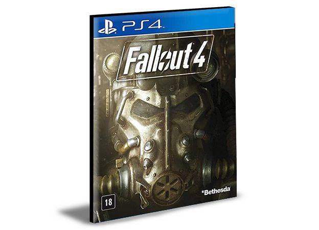 FALLOUT 4 PS4 e PS5 PSN MÍDIA DIGITAL