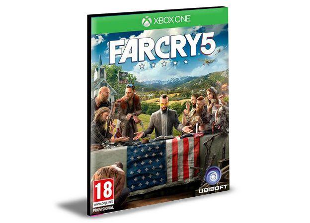 FAR CRY 5  PORTUGUÊS Xbox One e Xbox Series X|S MÍDIA DIGITAL