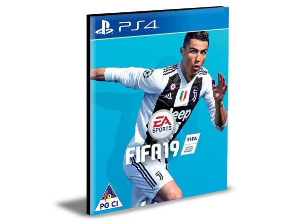 FIFA 19 PORTUGUÊS PS4 e PS5 PSN MÍDIA DIGITAL