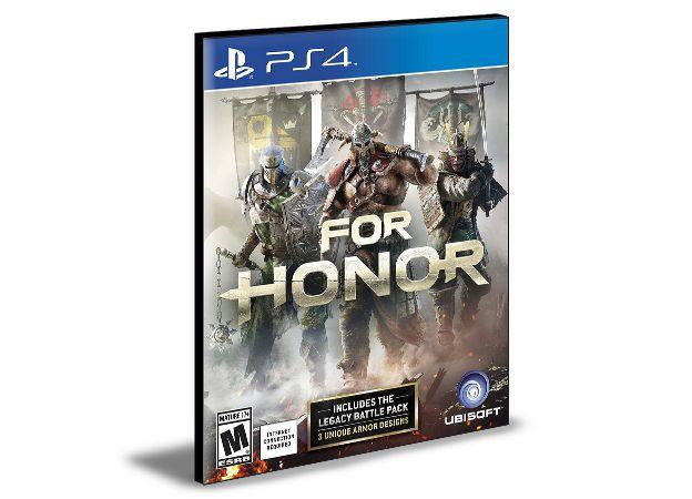 FOR HONOR PORTUGUÊS PS4 e PS5 PSN  MÍDIA DIGITAL
