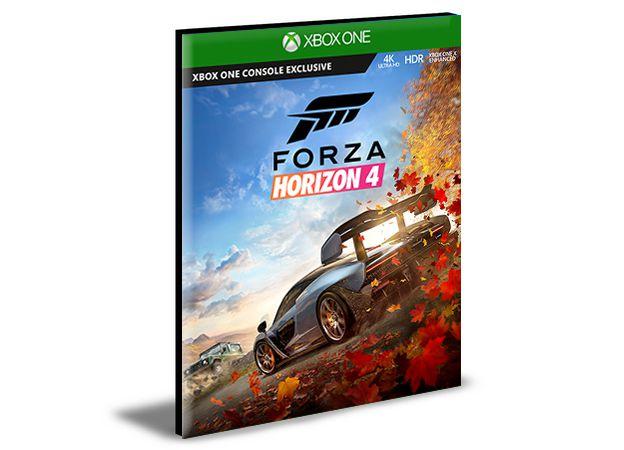 Forza Horizon 4  Português  Xbox One e Xbox Series X|S Mídia Digital