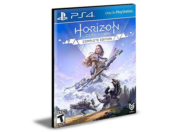 Horizon Zero Dawn Complete Edition Português Ps4 e Ps5 Digital