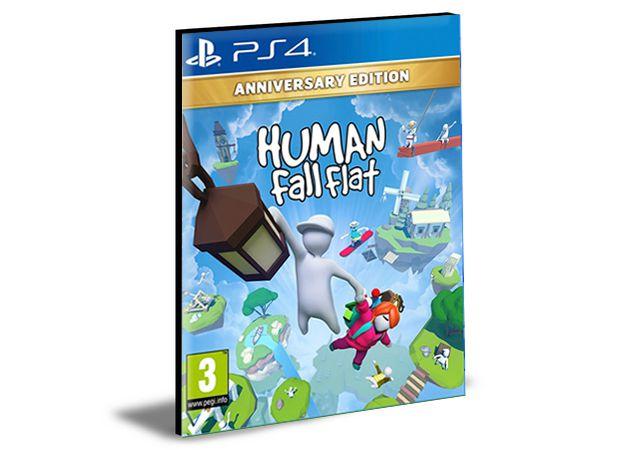 Human Fall Flat  Português PS4 e PS5  PSN  MÍDIA DIGITAL
