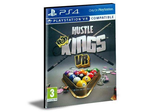 Hustle Kings- Vr | PS4 |  PSN  | MÍDIA DIGITAL