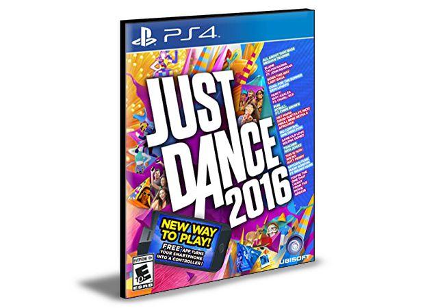 Just dance 2016 | Português | Ps4 | Psn  | Mídia Digital