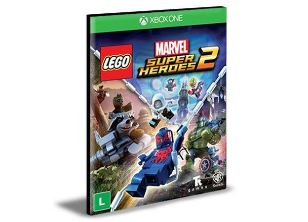 LEGO Marvel Super Heroes 2  Português  Xbox One e Xbox Series X|S Mídia Digital