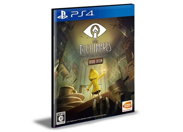 LITTLE NIGHTMARES  PS4 e PS5  PSN  MÍDIA DIGITAL