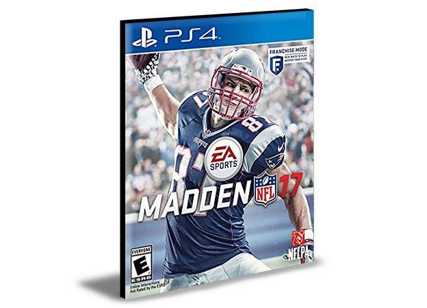 MADDEN NFL 17 | PS4 | PSN | MÍDIA DIGITAL